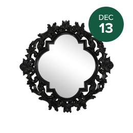 12 Days of Deals. Cecily Mirror. Shop Now.