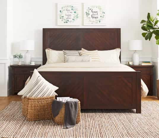 Save on Jax Queen Bed. Click to shop.