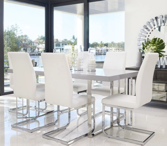Save on Axel Table & 4 Chairs. Click to shop.