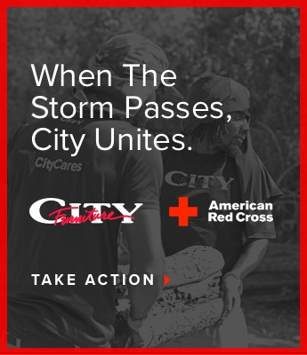When the Storm Passes, City Unites. Take Action.