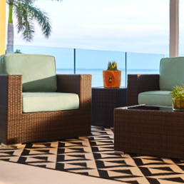 Mix, Match, & Relax. Design Your Own Outdoor Space.