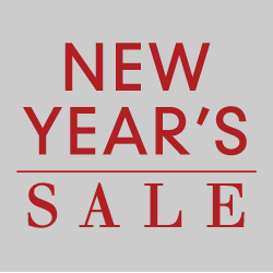 New Year's Sale Newsaper Ad