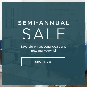 Semi-Annual Sale. Save big on seasonal deals and new markdowns! Click to shop.