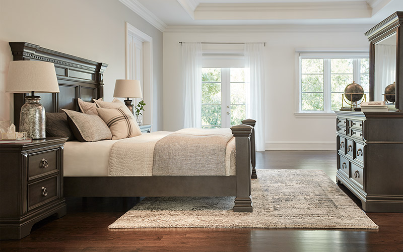 Traditional Living. Sonoma Bedroom. Shop Now