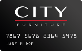 City Furniture Signature Credit Card. Learn More and Apply.